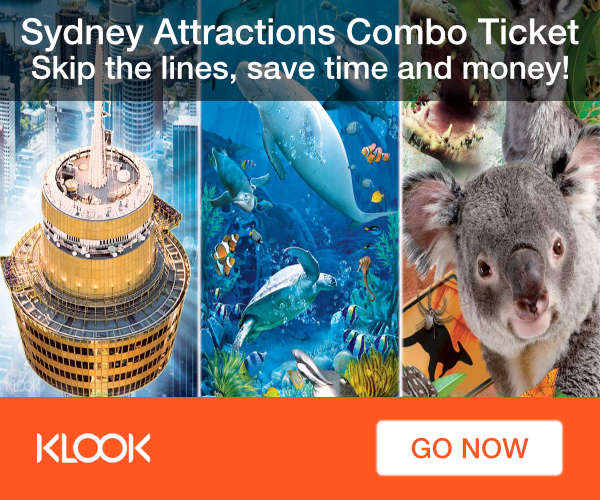 Sydney Attractions Combo Ticket - Klook